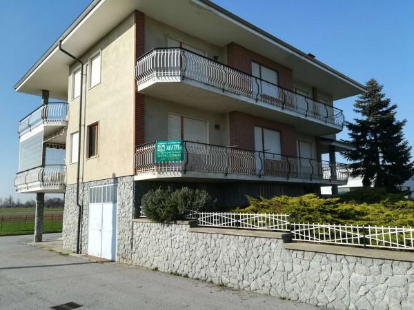 Appartamento in affitto a Mondovì, Crist, Con giardino, 80 mq