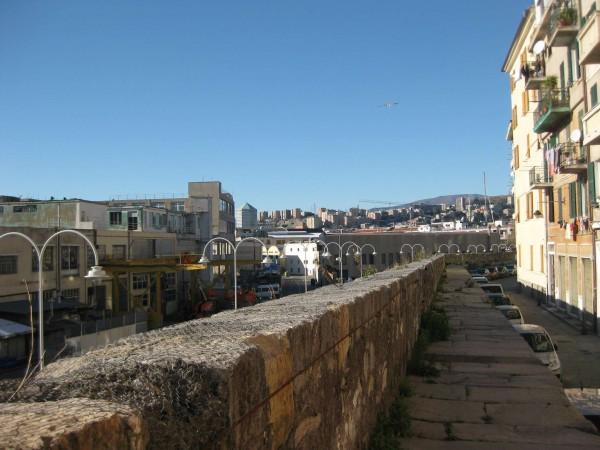 Appartamento in vendita a Genova, Porto Antico, 70 mq