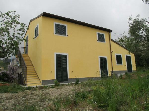 Villetta a schiera in vendita a Lavagna, Santa Giulia, Con giardino, 90 mq - Foto 17