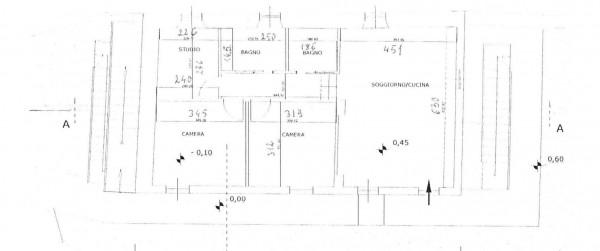 Villetta a schiera in vendita a Lavagna, Santa Giulia, Con giardino, 90 mq - Foto 20