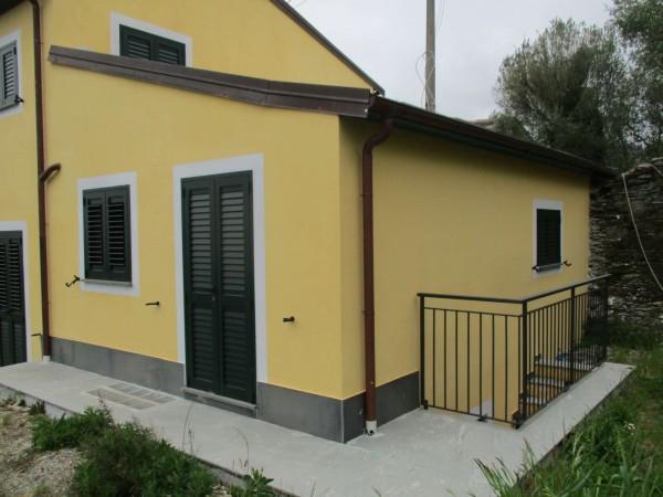 Villetta a schiera in vendita a Lavagna, Santa Giulia, Con giardino, 90 mq - Foto 16
