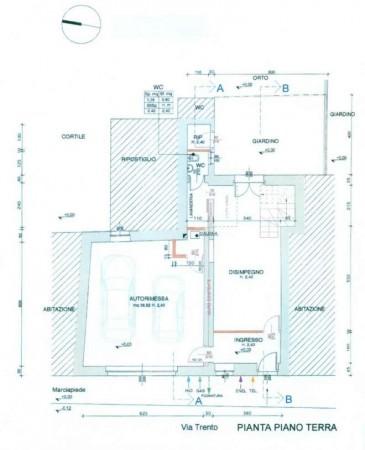 Casa indipendente in vendita a Udine, Teatro, Con giardino, 240 mq - Foto 4