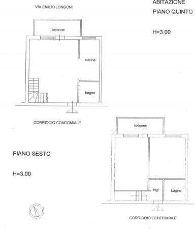 Appartamento in vendita a Roma, Tor Sapienza, 89 mq - Foto 2