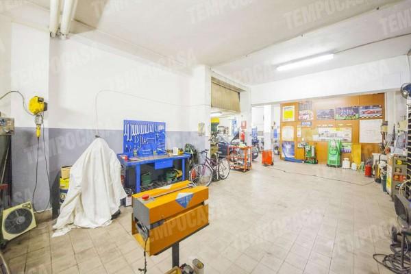 Locale Commerciale  in vendita a Milano, Affori Centro, 97 mq - Foto 8