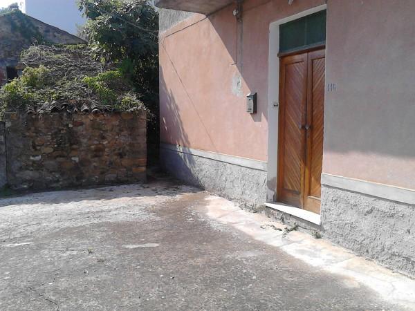 Casa indipendente in vendita a Sant'Agata di Militello, Limitrofa, Con giardino, 140 mq - Foto 50