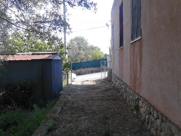 Casa indipendente in vendita a Sant'Agata di Militello, Limitrofa, Con giardino, 140 mq - Foto 9