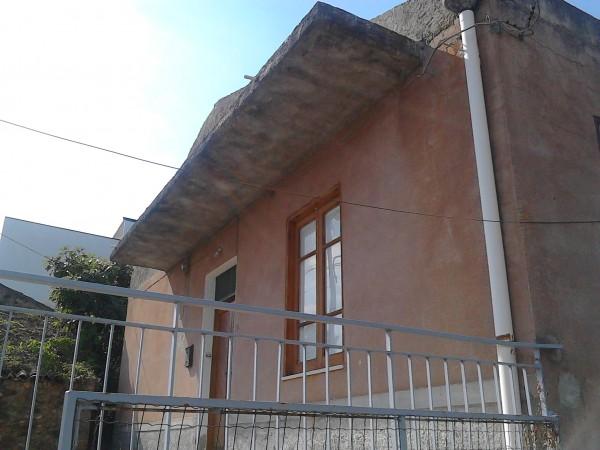 Casa indipendente in vendita a Sant'Agata di Militello, Limitrofa, Con giardino, 140 mq - Foto 7