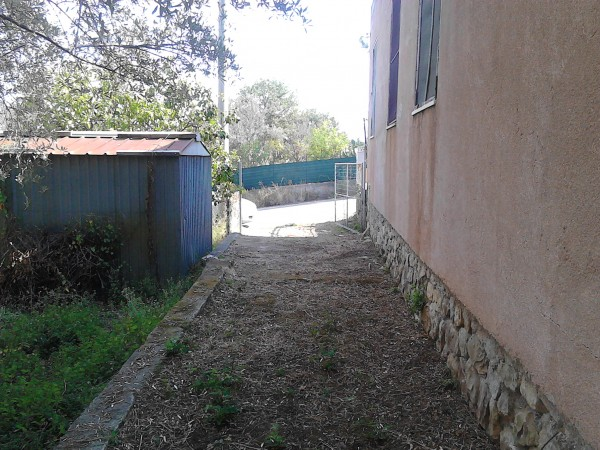 Casa indipendente in vendita a Sant'Agata di Militello, Limitrofa, Con giardino, 140 mq - Foto 17