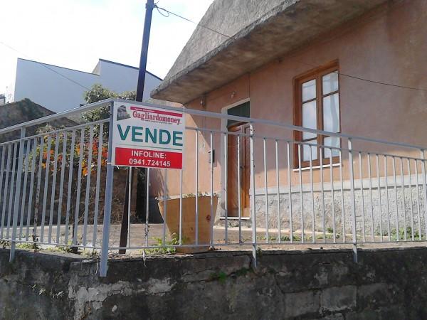Casa indipendente in vendita a Sant'Agata di Militello, Limitrofa, Con giardino, 140 mq - Foto 57