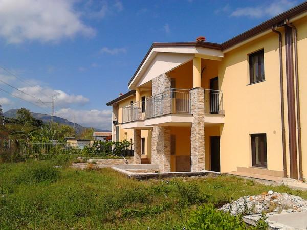 Villetta a schiera in vendita a Sant'Agata di Militello, Lungomare, Con giardino, 70 mq - Foto 15