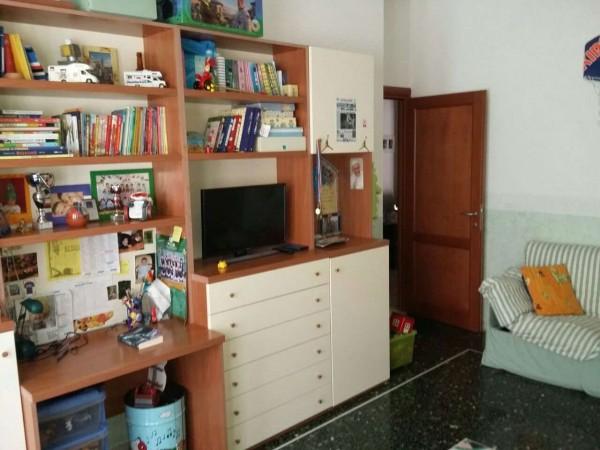Appartamento in vendita a Genova, Belvedere, 105 mq - Foto 4