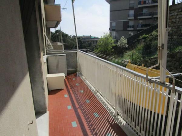 Appartamento in vendita a Genova, Belvedere, 105 mq - Foto 9