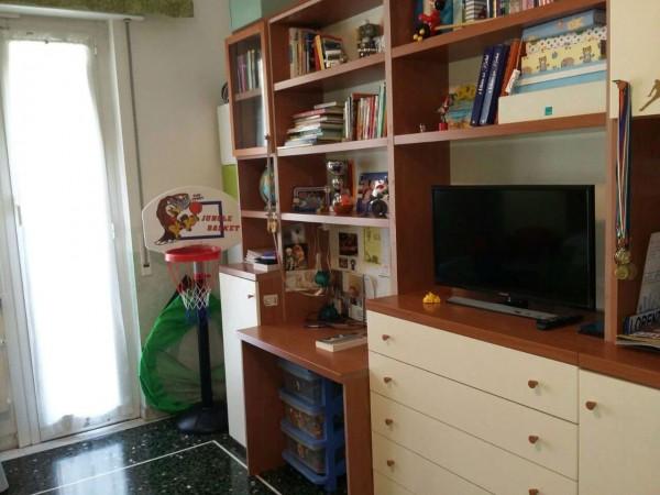 Appartamento in vendita a Genova, Belvedere, 105 mq - Foto 5