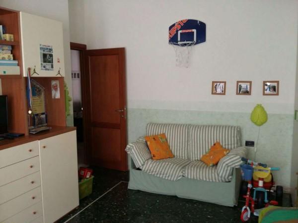 Appartamento in vendita a Genova, Belvedere, 105 mq - Foto 3
