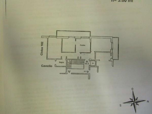 Appartamento in vendita a Genova, Belvedere, 105 mq - Foto 2