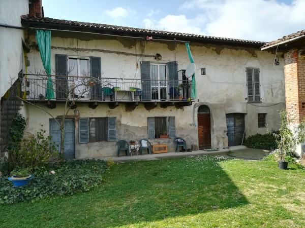 Casa indipendente in vendita a Rocca de' Baldi, Gandolfa, Con giardino, 160 mq - Foto 8
