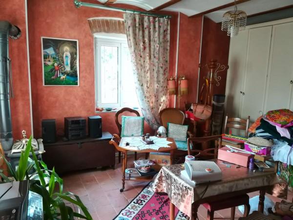 Casa indipendente in vendita a Rocca de' Baldi, Gandolfa, Con giardino, 160 mq - Foto 6