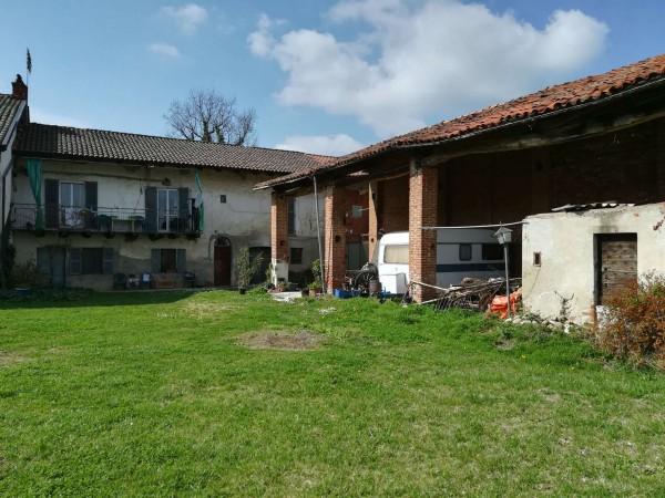 Casa indipendente in vendita a Rocca de' Baldi, Gandolfa, Con giardino, 160 mq - Foto 9