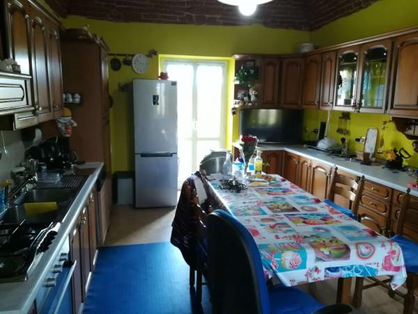 Casa indipendente in vendita a Rocca de' Baldi, Gandolfa, Con giardino, 160 mq - Foto 11