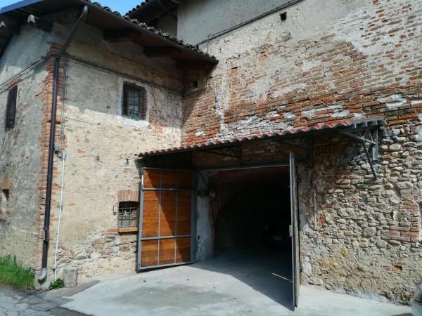 Casa indipendente in vendita a Rocca de' Baldi, Gandolfa, Con giardino, 160 mq - Foto 1