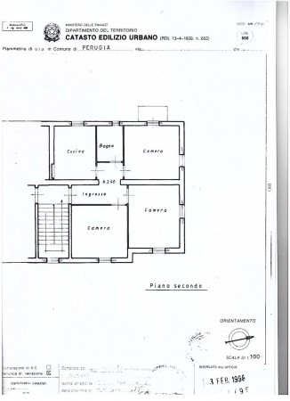 Appartamento in vendita a Perugia, 90 mq - Foto 10