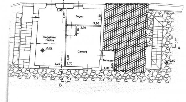 Villetta a schiera in vendita a Lavagna, Santa Giulia, Con giardino, 78 mq - Foto 13
