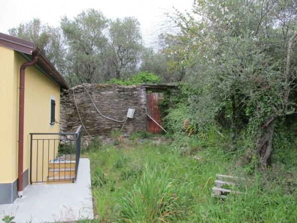 Villetta a schiera in vendita a Lavagna, Santa Giulia, Con giardino, 78 mq - Foto 15