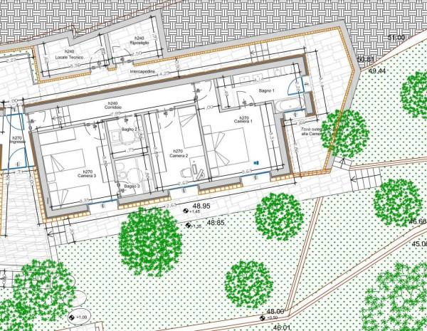 Villa in vendita a Zoagli, Zoagli, Con giardino, 55 mq - Foto 22