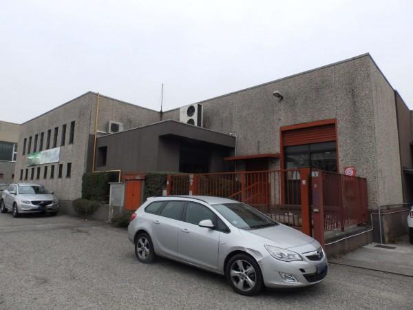 Capannone in vendita a Mariano Comense, 1200 mq - Foto 1