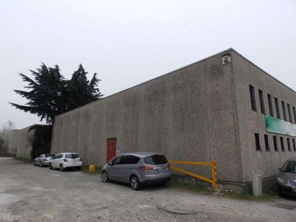 Capannone in vendita a Mariano Comense, 1200 mq - Foto 21