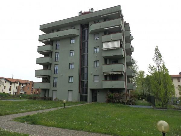 Appartamento in vendita a Mariano Comense, Con giardino, 120 mq - Foto 1