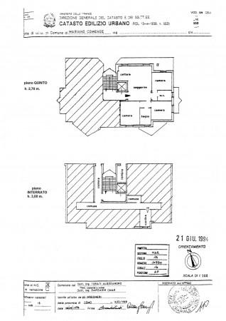 Appartamento in vendita a Mariano Comense, Con giardino, 120 mq - Foto 4