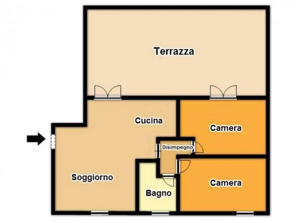 Appartamento in vendita a Ospitaletto, 80 mq - Foto 3