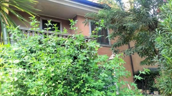 Villa in vendita a Roma, Quarto Miglio, Con giardino, 350 mq