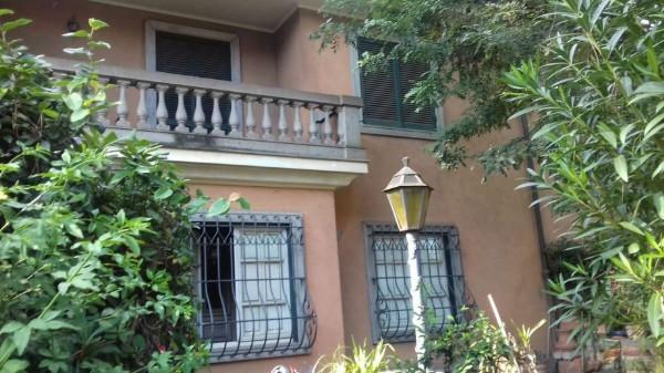 Villa in vendita a Roma, Quarto Miglio, Con giardino, 350 mq - Foto 5