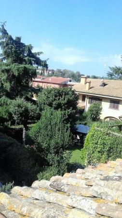 Villa in vendita a Roma, Quarto Miglio, Con giardino, 350 mq - Foto 2