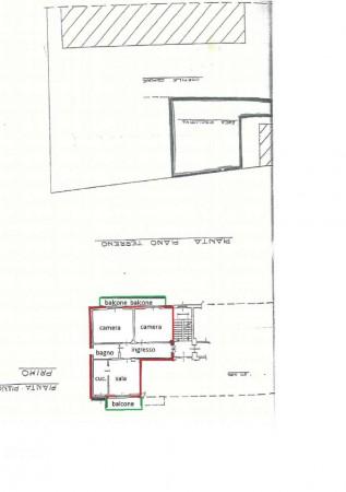 Appartamento in vendita a Alpignano, Residenziale, Con giardino, 89 mq - Foto 4