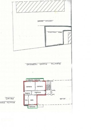 Appartamento in vendita a Alpignano, Residenziale, Con giardino, 89 mq - Foto 3