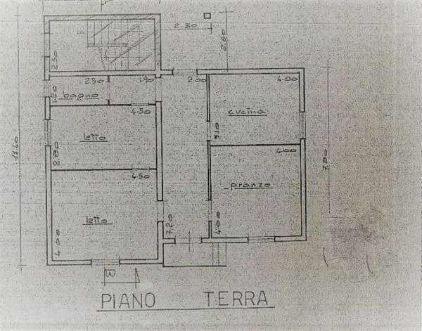 Casa indipendente in vendita a Forlì, Cà Ossi, Con giardino, 200 mq - Foto 3