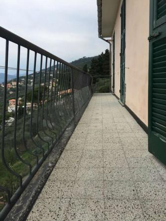 Appartamento in vendita a Chiavari, Sant'andrea Di Rovereto, Con giardino, 115 mq - Foto 5