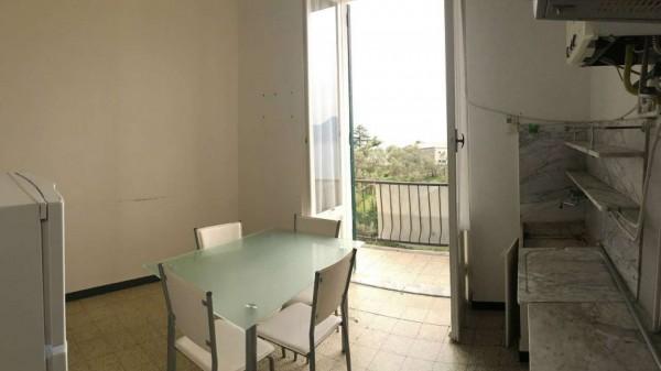 Appartamento in vendita a Chiavari, Sant'andrea Di Rovereto, Con giardino, 115 mq - Foto 8
