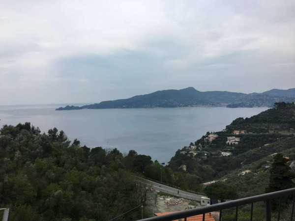 Appartamento in vendita a Chiavari, Sant'andrea Di Rovereto, Con giardino, 115 mq