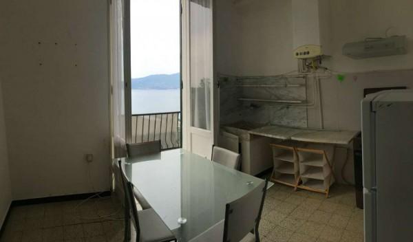 Appartamento in vendita a Chiavari, Sant'andrea Di Rovereto, Con giardino, 115 mq - Foto 9