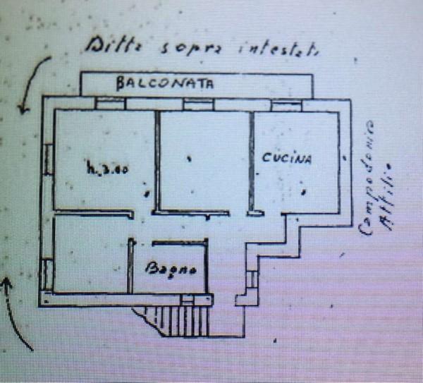 Appartamento in vendita a Chiavari, Sant'andrea Di Rovereto, Con giardino, 115 mq - Foto 12