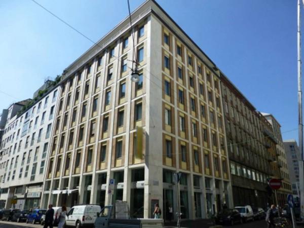 Ufficio in affitto a Milano, Missori, 294 mq
