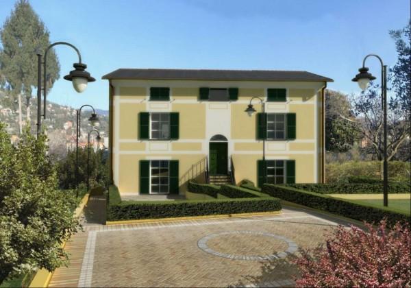 Appartamento in vendita a Santa Margherita Ligure, Via Pastine, 117 mq - Foto 38