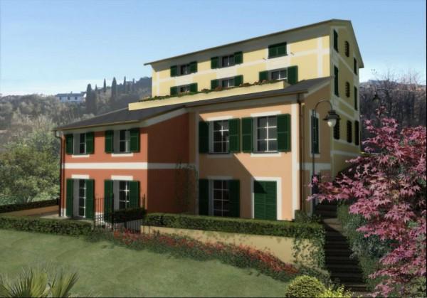 Appartamento in vendita a Santa Margherita Ligure, Via Pastine, 117 mq - Foto 40