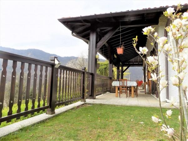 Casa indipendente in vendita a Castello Cabiaglio, 310 mq - Foto 26