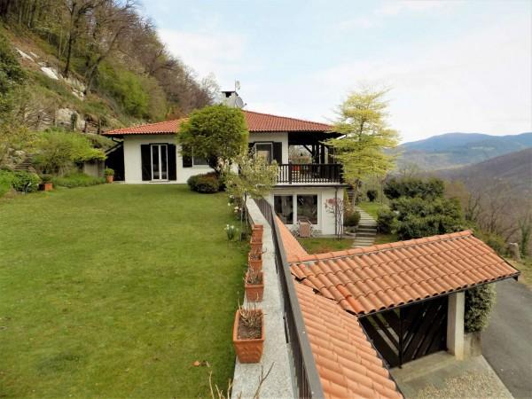 Casa indipendente in vendita a Castello Cabiaglio, 310 mq - Foto 8