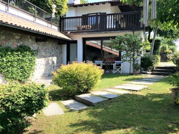 Casa indipendente in vendita a Castello Cabiaglio, 310 mq - Foto 11